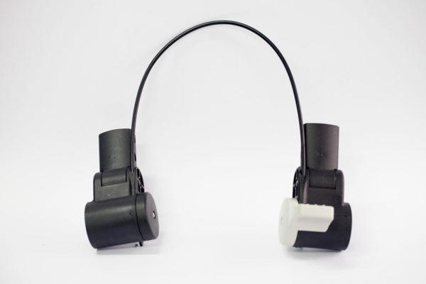 Conjunto freno con cable del modelo Slider.