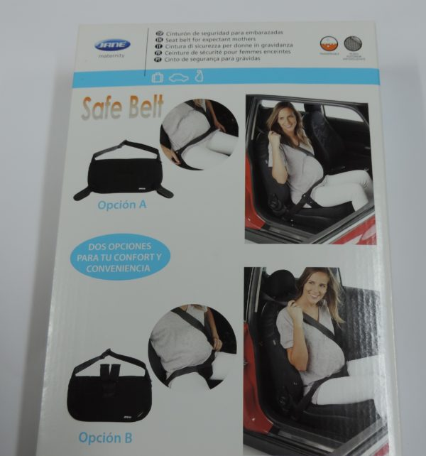 cinturón de jane de seguridad para embarazadas