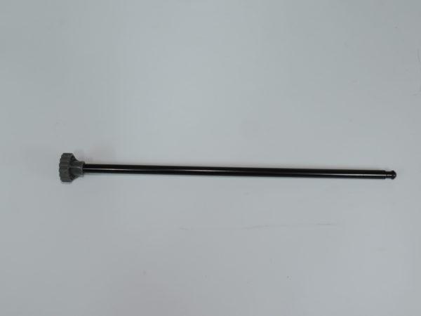 esta barra es la que junta la base con el respaldo de la silla thunder de becool