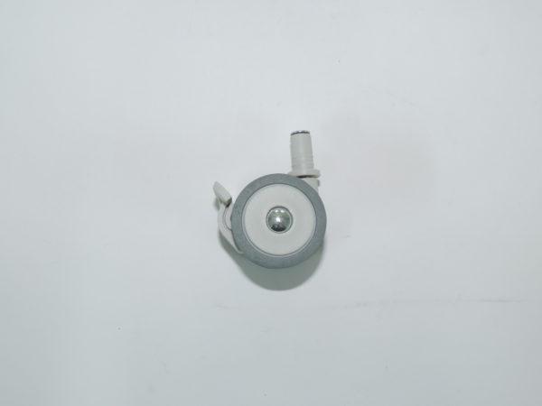 son las ruedas que lleva el modelo de cuna de jane baby side facilitan que se pueda mover la cuna con facilidad