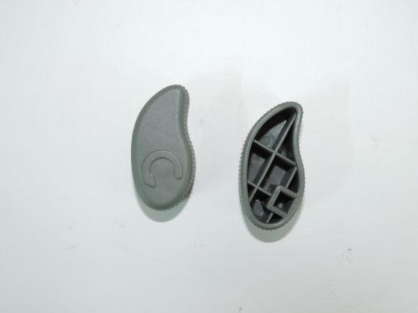 botones para el isofix de la silla thunder de becool