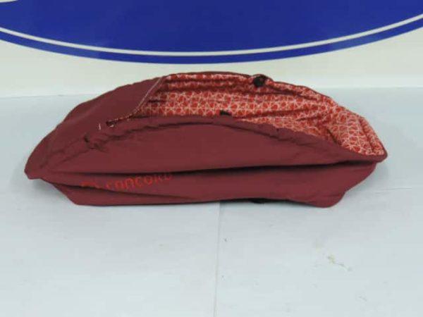 cestilla color granate y roja para concord neo