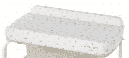 cambiador para modelo flip de jane blanco con dibujos RF t99 LAND