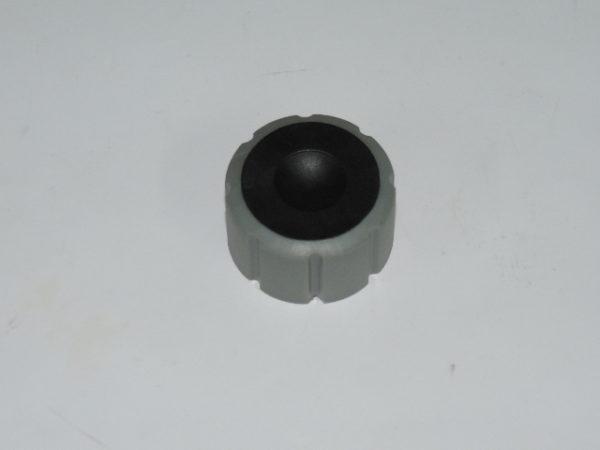 Botón regulador de respaldo y cabezal silla montecarlo.
