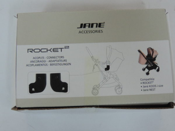 JUEGO DE ACOPLES PARA LA ROCKET 2 DE JANE