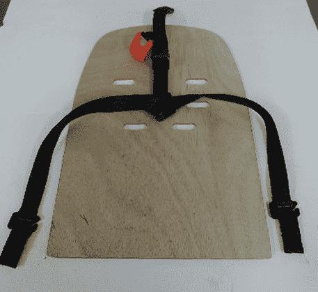 Respaldo de madera para modelos de jane kendo y kawai